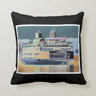 Friday Harbor Ferry San Juan Island - The Samish Cushion