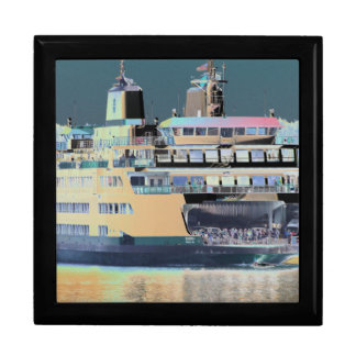 Friday Harbor Ferry San Juan Island - The Samish Gift Box