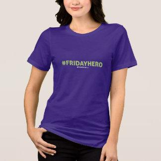 FridayHero (Green) T-Shirt