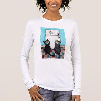 Fridge Magnets Long Sleeve Long Sleeve T-Shirt