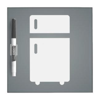 Fridge Refs Graphic Dry Erase Board