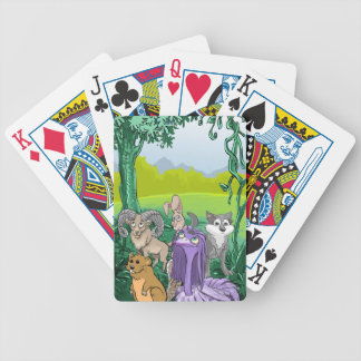 Frieburd & Friends Playing Cards