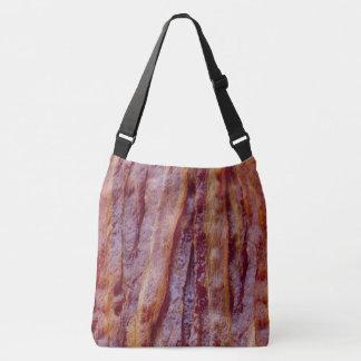 Fried bacon crossbody bag