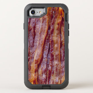 Fried bacon OtterBox defender iPhone 8/7 case