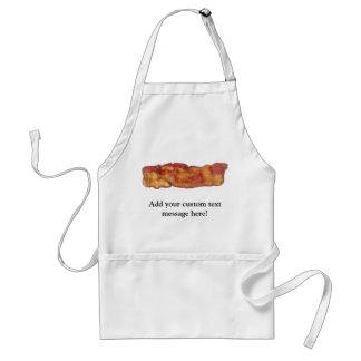 Fried Bacon Strip Standard Apron