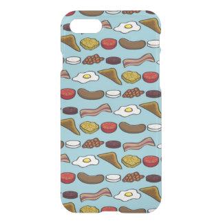 Fried Breakfast iPhone 7 Case