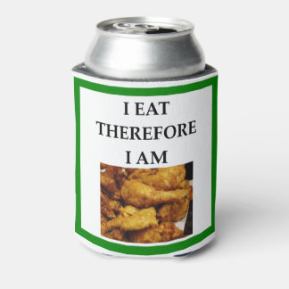 fried chicken can cooler