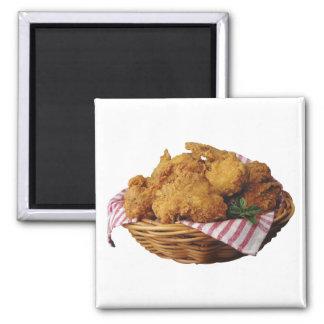 Fried Chicken Magnet