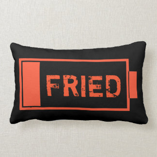 Fried concept. lumbar cushion