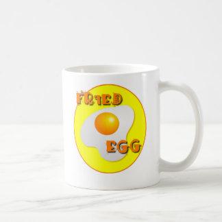 Fried Egg Basic White Mug