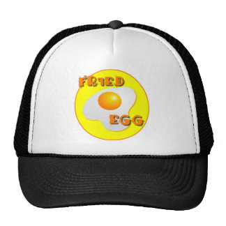 Fried Egg Cap