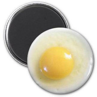 fried egg photo fridge magnets
