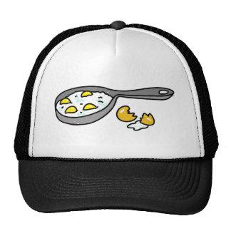 fried-eggs cap
