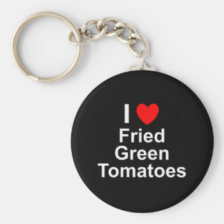 Fried Green Tomatoes Key Ring