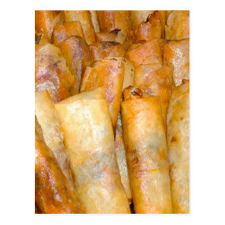 fried Lumpia Postcard