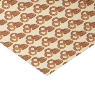 Fried Onion Rings Junk Fast Food Foodie Print Tissue Paper