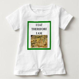 fried rice baby bodysuit