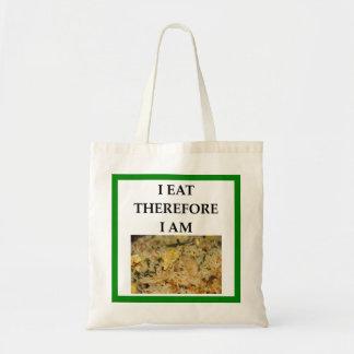 fried rice tote bag