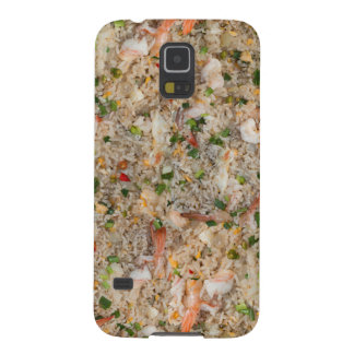 Fried Rice with Shrimp Galaxy S5 Cover