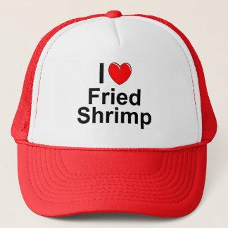 Fried Shrimp Trucker Hat