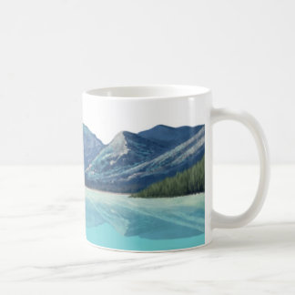 Frieda Tails mug - Mountain Scene