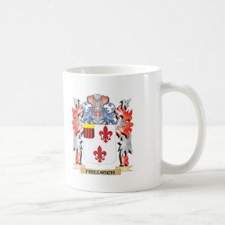 Friedrich Coat of Arms - Family Crest Coffee Mug