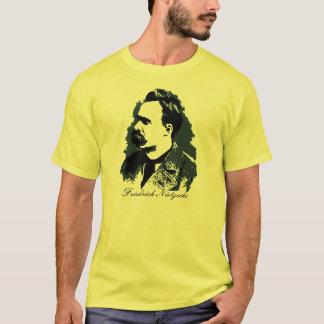 Friedrich Nietzsche portrait vector drawing T-Shirt