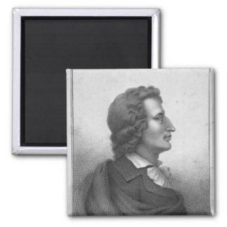 Friedrich Schiller  engraved by Massol Magnet