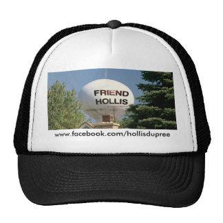 Friend Hollis Trucker Lid Cap