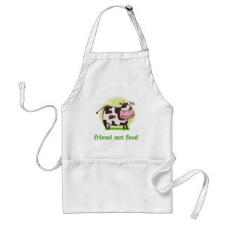 Friend not Food Apron