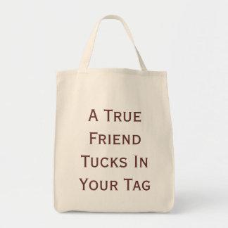 Friend Canvas Bag