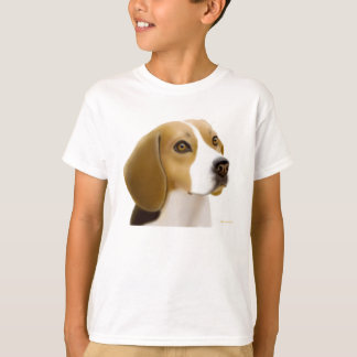 Friendly Beagle Kids T-Shirt