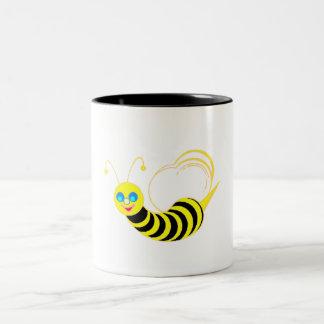 Friendly Bee Coffee Mug