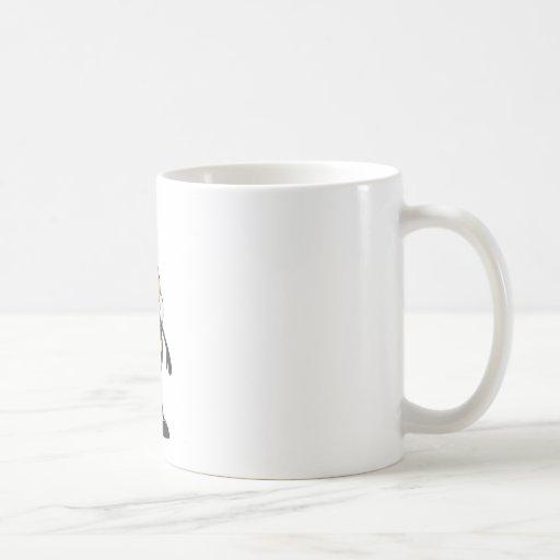 Friendly Bee Waving to You Coffee Mugs