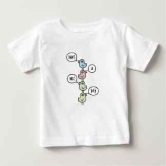 Friendly Birds Baby T-Shirt