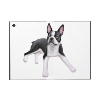 Friendly Boston Terrier iPad Mini Case