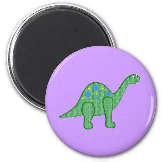 Friendly Dinosaur Magnet