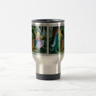 Friendly Dragon Travel Mug