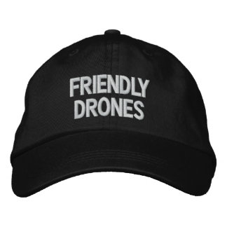 Friendly Drones Hat