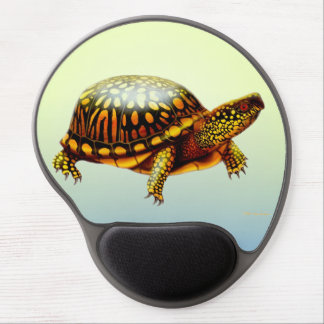 Friendly Eastern Box Turtle Gel Mousepad