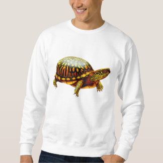 Friendly Eastern Box Turtle Sweatshirt