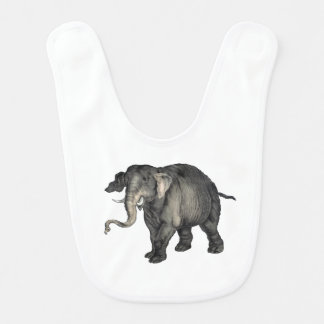 friendly elephant 🐘 bib