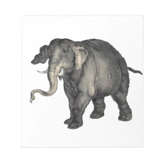 friendly elephant 🐘 notepad