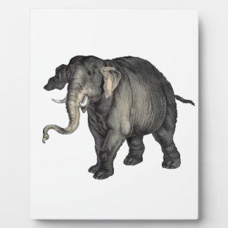 friendly elephant 🐘 plaque