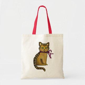 Friendly Feline Tote Bag