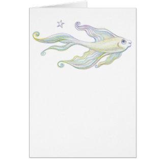 Friendly Fish Greeting Card