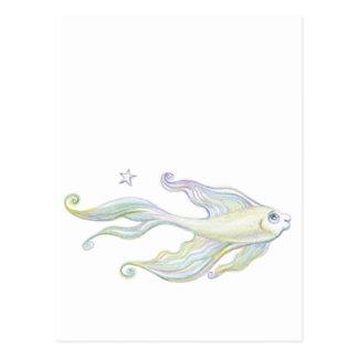 Friendly Fish Postcard