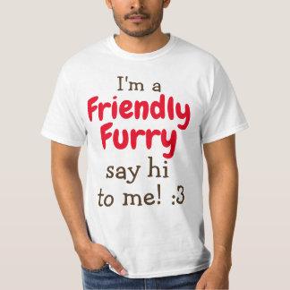 Friendly furry! T-Shirt