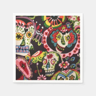 Friendly Gathering DOD Party Paper Napkins