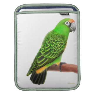 Friendly Jardines Parrot Rickshaw Sleeve Sleeve For iPads
